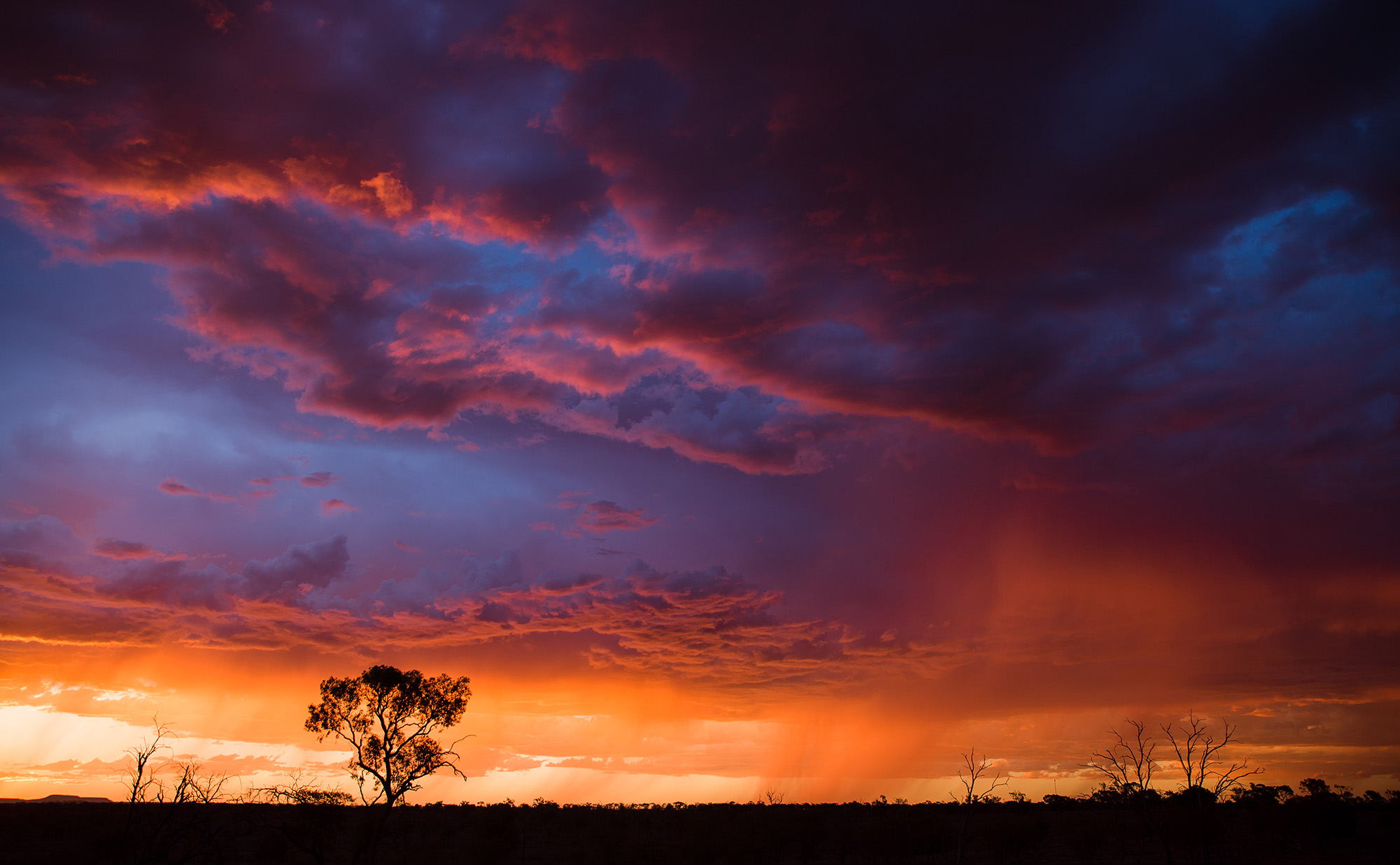 Lisa - Blackall - Sunset