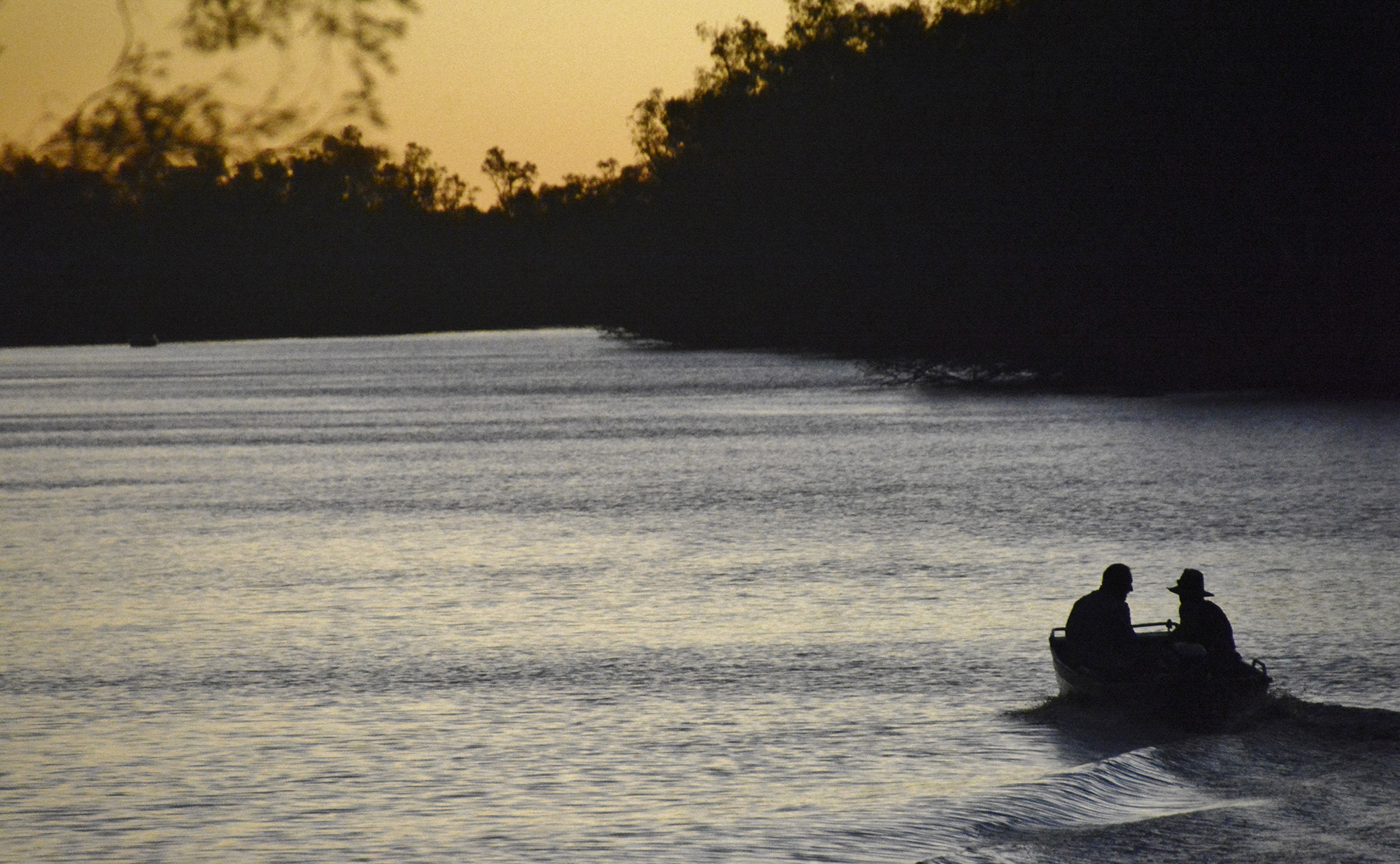Yaraka - Barcoo at Sunset slider